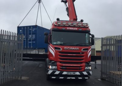 Containers hire