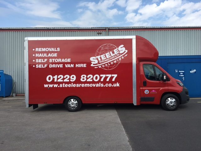 Steeles Removals in Penrith & Kendal