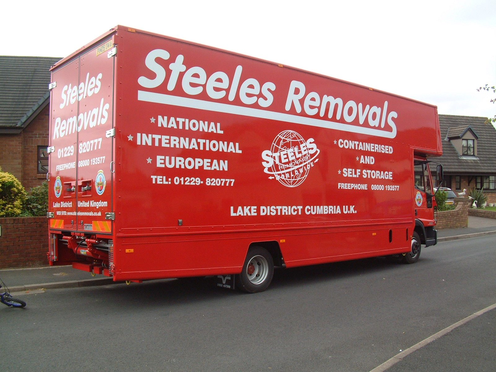 removals company milnthorpe