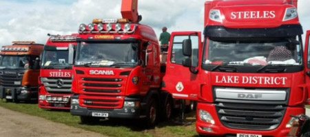 Grab Hire Wagons for rent in Cumbria